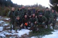 Lov u Foči 18.01.2014.godine