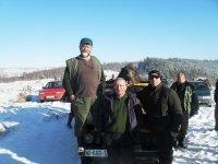 Pobratimi lovci Sjenice i Kragujevca