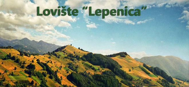 """Lovište """"Lepenica"""""""