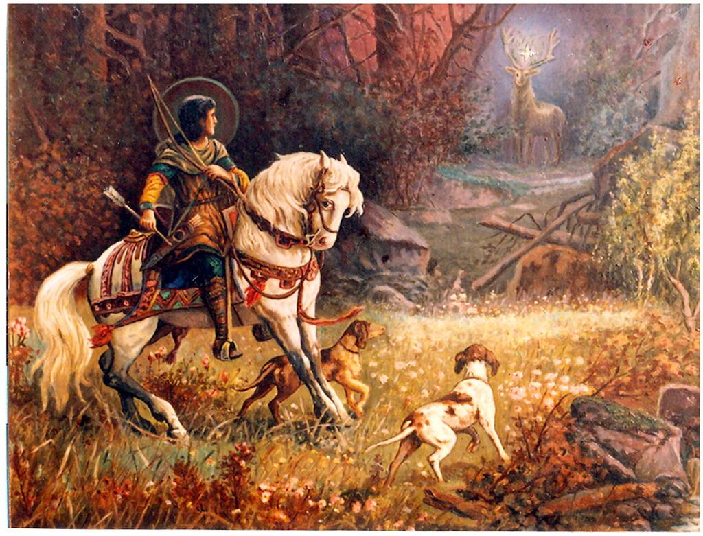 Sveti Evstatije - Lovačka slava