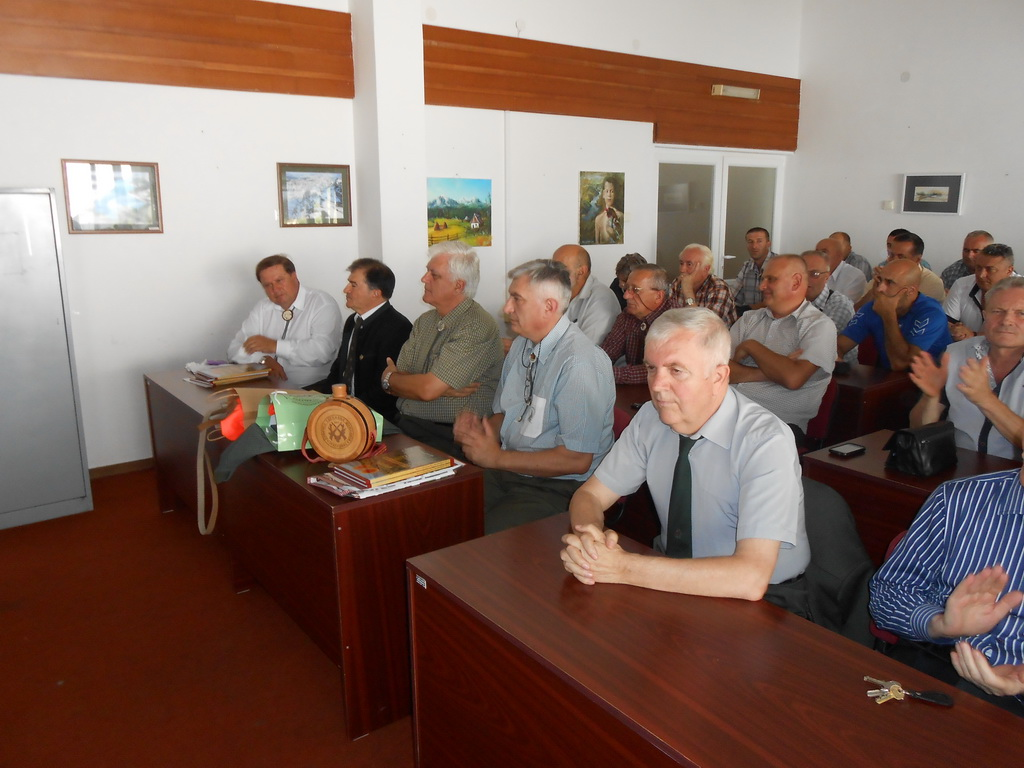 "LU ""Šumadija"" u Plužinama 28.08.2015.godine"