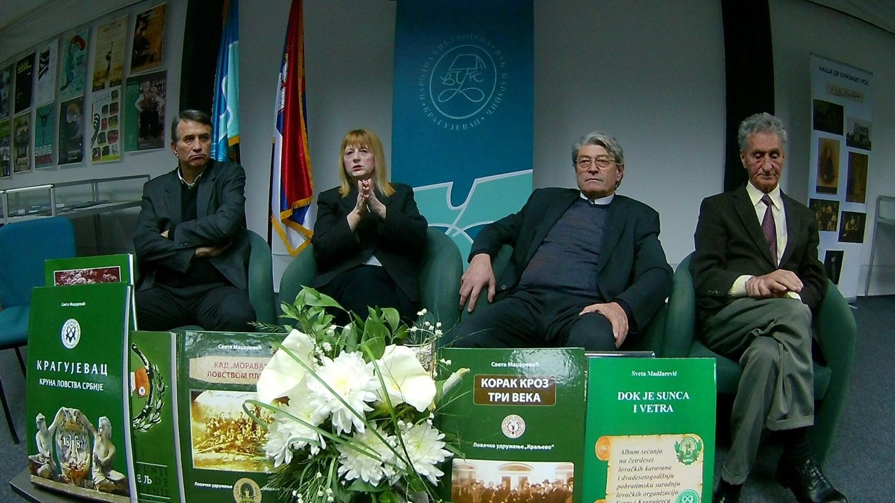Sveta Madžarević - Hroničar vremena